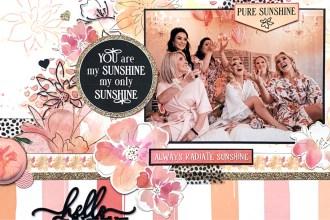 Hello Sunshine Illustration