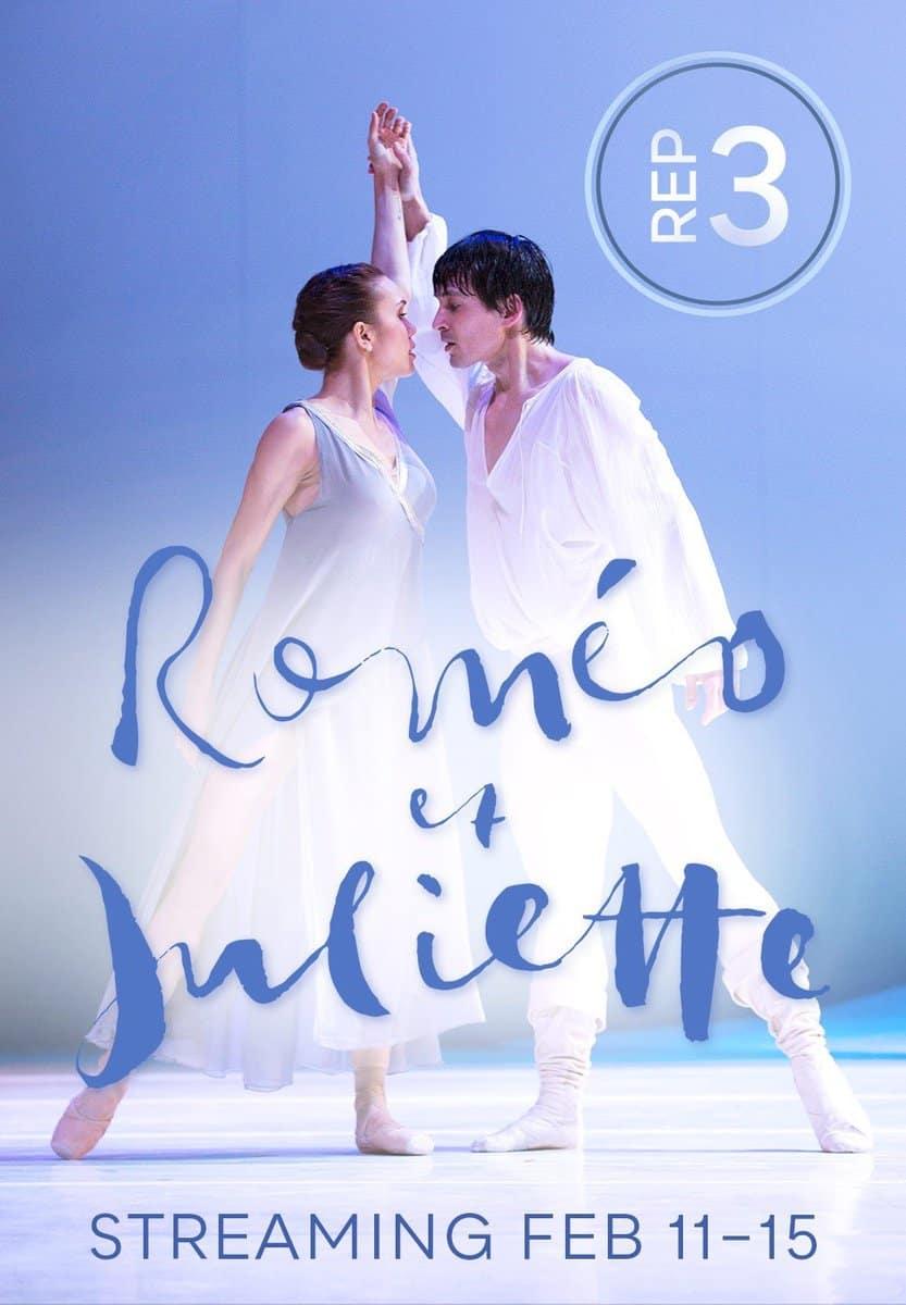 Romeo Et Juliette Streaming : romeo, juliette, streaming, Roméo, Juliette, February, Season, Tickets, Pacific, Northwest, Ballet