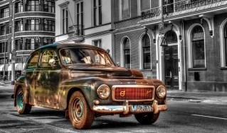 Volvo klein