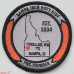 Nampa Rider Patch