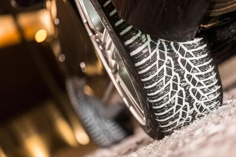 Nokian WR D4 -zimní pneu