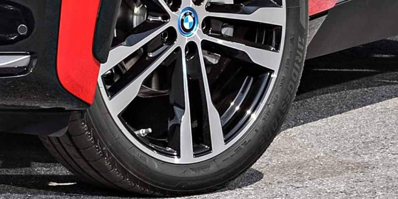 BMW i3 Bridgestone ologic