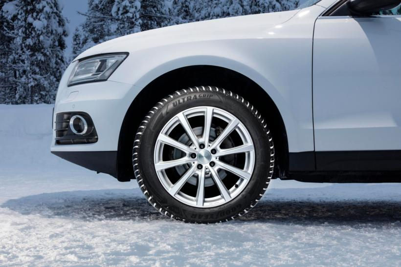 Goodyear UltraGrip Performance SUV Gen-1 + Audi Q5
