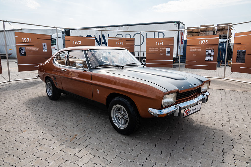 Ford Capri by RONAL GROUP
