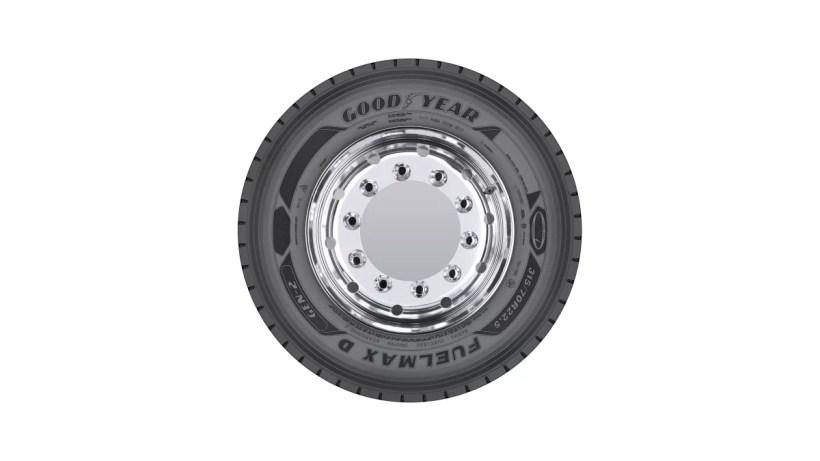 Goodyear Fuelmax Gen2