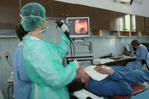 Двухсторонний диффузный катаральный эндобронхит