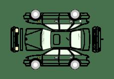 Vehicle Outline Diagram, Vehicle, Free Engine Image For