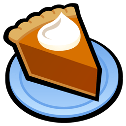 pumpkin pie icons free