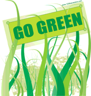 Go Green Poster Free Vector Download It Now
