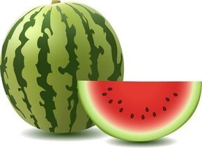 Free Watermelon Slice Clipart in AI SVG EPS or PSD