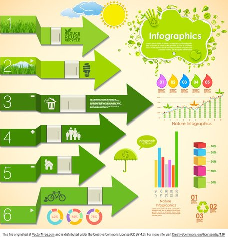 free infographic clipart and