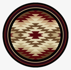 starburst red 8ft round rug carpet