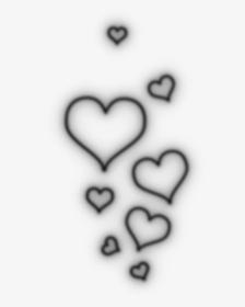 Black Hearts Hair - Xxxtentacion Broken Heart Png Clipart