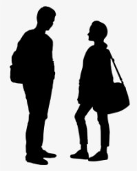 People Silhouettes PNG Images Transparent People Silhouettes Image Download PNGitem