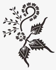 Batik Motif Bunga Vektor Png : batik, motif, bunga, vektor, Batik, Gajah, Oling, Transparent, Image, PNGitem