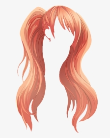Anime Girl Hair Transparent : anime, transparent, Anime, Images,, Transparent, Image, Download, PNGitem