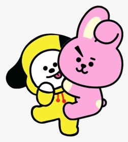 Bt21 Wallpaper Love Couple Animation   Quotes and Wallpaper L