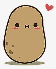 Png Cute : Kawaii, #potatokawaii, #potato, #cute, Potato, Transparent, Background,, Download, Image, PNGitem