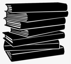 Book Clipart Black And White Png Books Black And White Transparent Png Download Transparent Png Image PNGitem