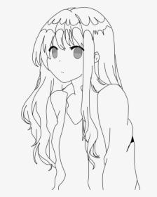 Anime Base Hair : anime, Anime, Hair,, Download, Transparent, Image, PNGitem