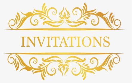 invitation design png images