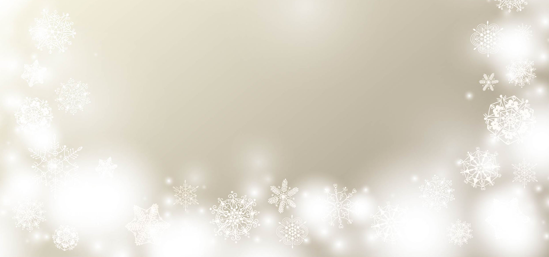 Frosty Fall Leaves Wallpaper Silver Snowflake Christmas Background Silver Snowflake