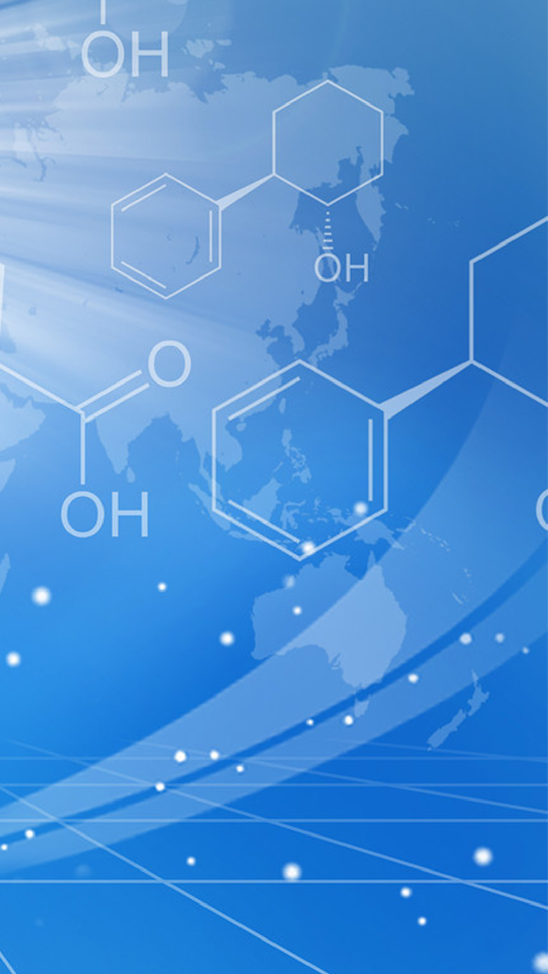 Science And Technology Chemical Formula H5 Background