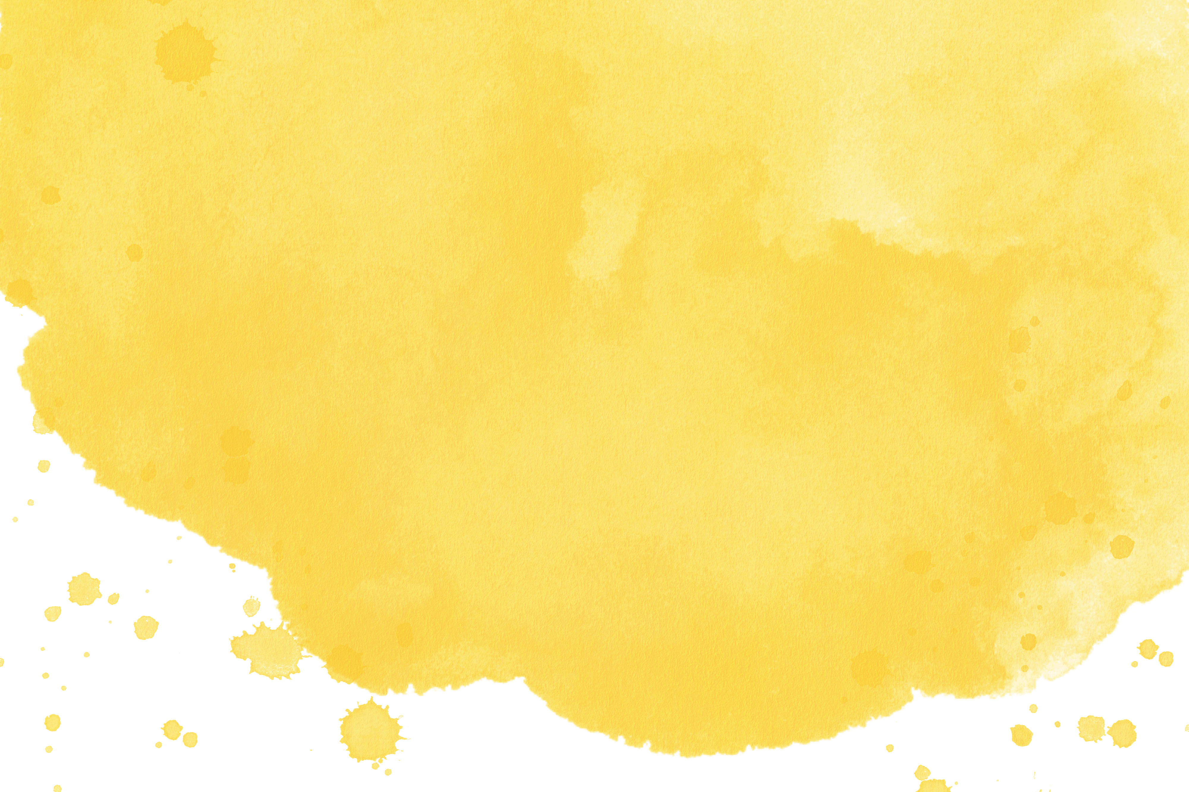 Yellow Watercolor Background Material Poster Watercolor Yellow Background Image For Free Download