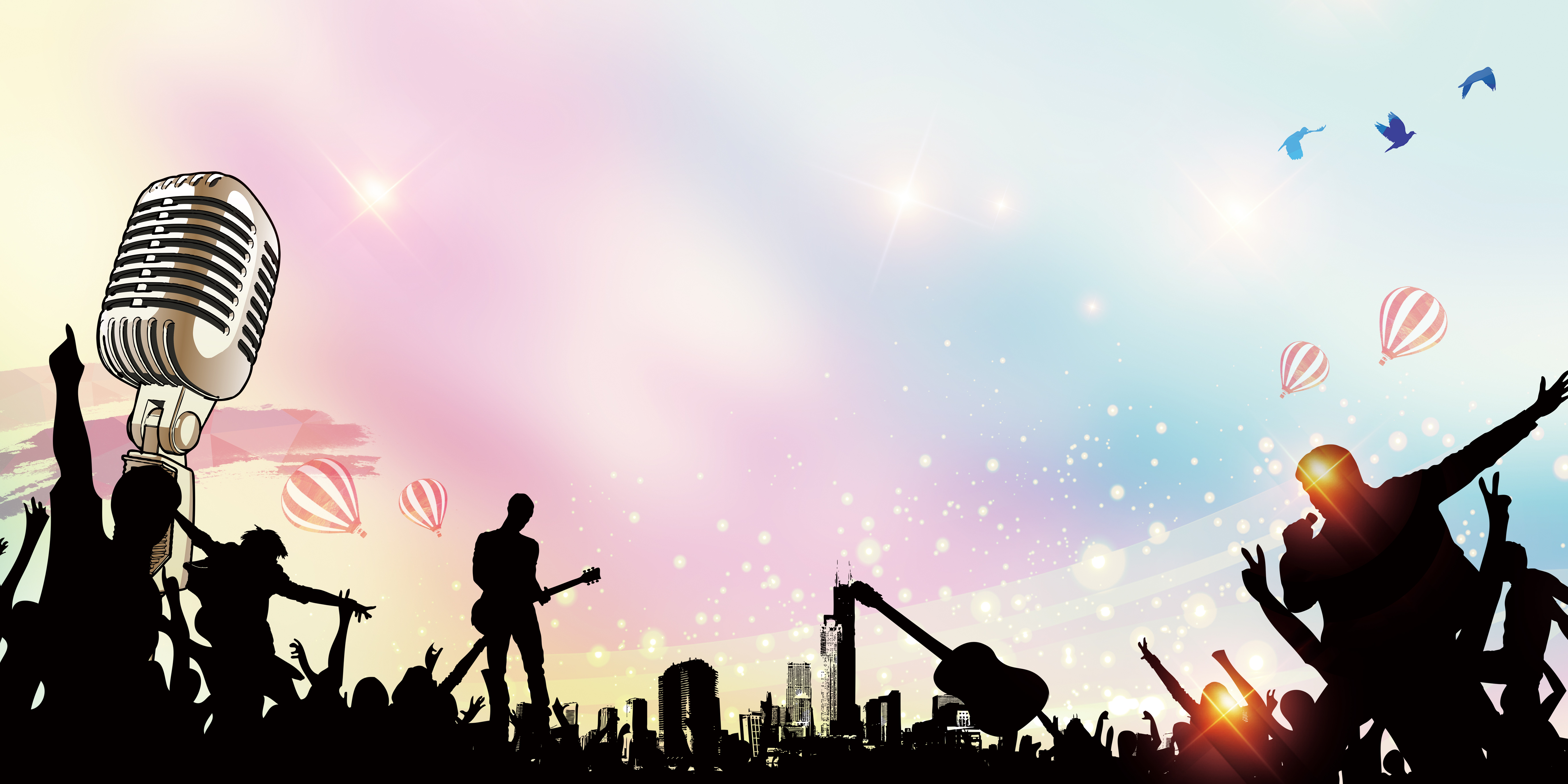 Fall Powerpoint Wallpaper Singing Youth Flying Dreams Singing Competitions