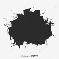 Walls Crack Hole Effect, Wall, Crack, Crack Hole PNG and ...