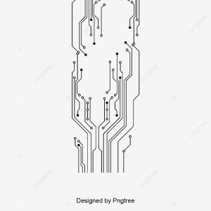 Circuit Board, Circuit Diagram, Motherboard PNG Transparent Clipart Image and PSD File for Free