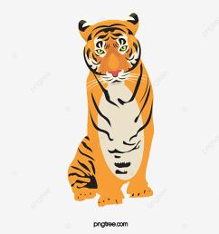 tiger tiger clipart animal png image and clipart [ 650 x 1227 Pixel ]