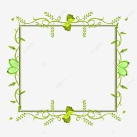 Elegant French Pattern Border Png Picture, French Clipart