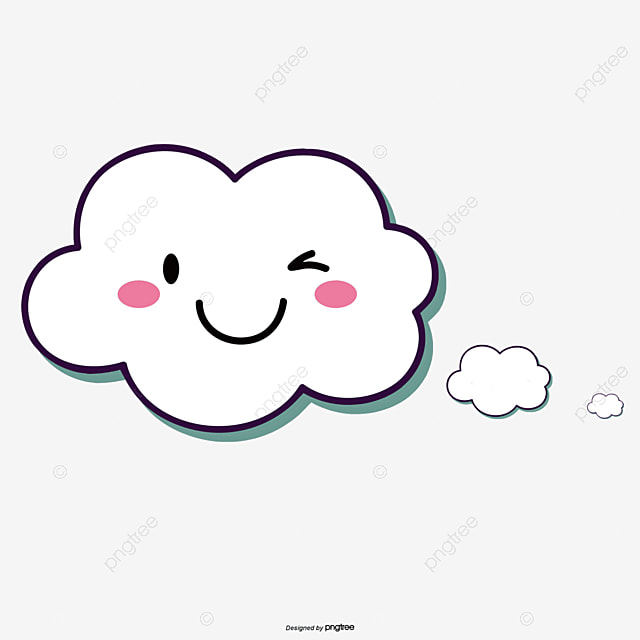 Cartoon Clouds, Vector Cloud, White Clouds PNG and Vector