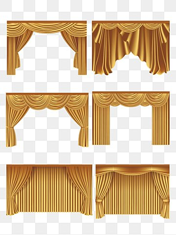 Curtain Vector Png : curtain, vector, Curtain, Vector, Images, Curtains,, Curtain,, White, Vectors, Format, Download, Pngtree