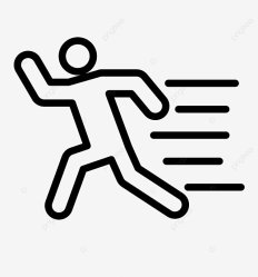 Running Running Icon Black Lines Running Sports PNG Transparent Clipart Image and PSD File for Free Download