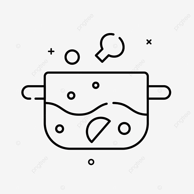 Cooking Icon, Cooking Rice, Icon, Sign PNG Transparent
