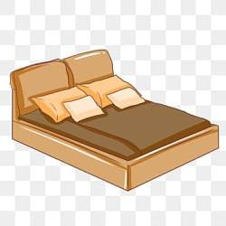 Bed Clipart PNG Images Vector and PSD Files Free Download on Pngtree