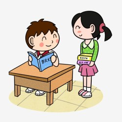 Cartoon Reading Character Child Student Png Transparent Bottom Cartoon Book Character PNG Transparent Clipart Image and PSD File for Free Download