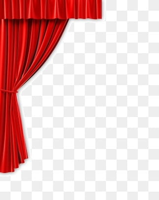 Curtain Vector Png : curtain, vector, Heavy,, Curtain, Transparent, Background,, Theater, Stage, Curtains, Realistic, Vector, Images, Vector,, Files