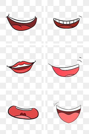 Smiling Mouth Png : smiling, mouth, Smiling, Mouth, Images, Vector, Files, Download, Pngtree