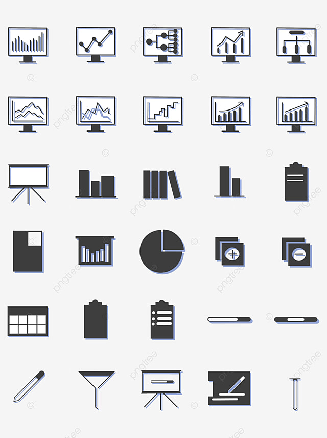 Business Data Business Administration Financial Education Icon Enterprise Business Data Png Transparent Clipart Image And Psd File For Free Download