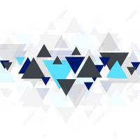 Modern Geometric Pattern Background, Abstract, Background ...