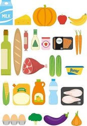 Grocery Png Vector PSD and Clipart With Transparent Background for Free Download Pngtree