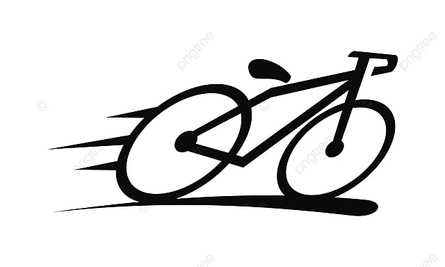 Bike Logo Design Template Vector, Bicycle, Icon, Sport PNG