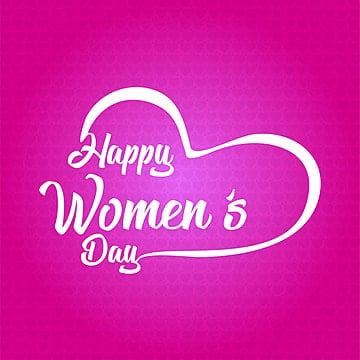 happy women day png