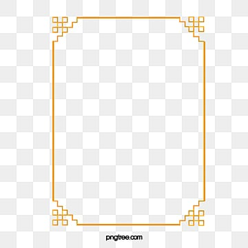 Chinese Frame PNG Images  Vector and PSD Files  Free