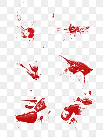 Blood Stains Png Vectors PSD and Clipart for Free