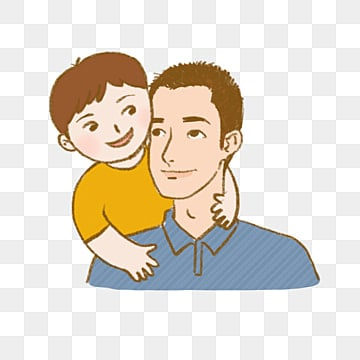 Download Father Son PNG Images   Vector and PSD Files   Free ...