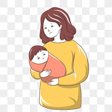 Mom And Baby Png Images Vector And Psd Files Free Download On Pngtree
